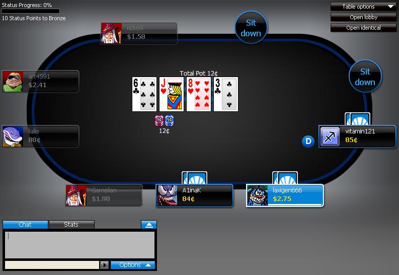 не могу зайти в 888 покер