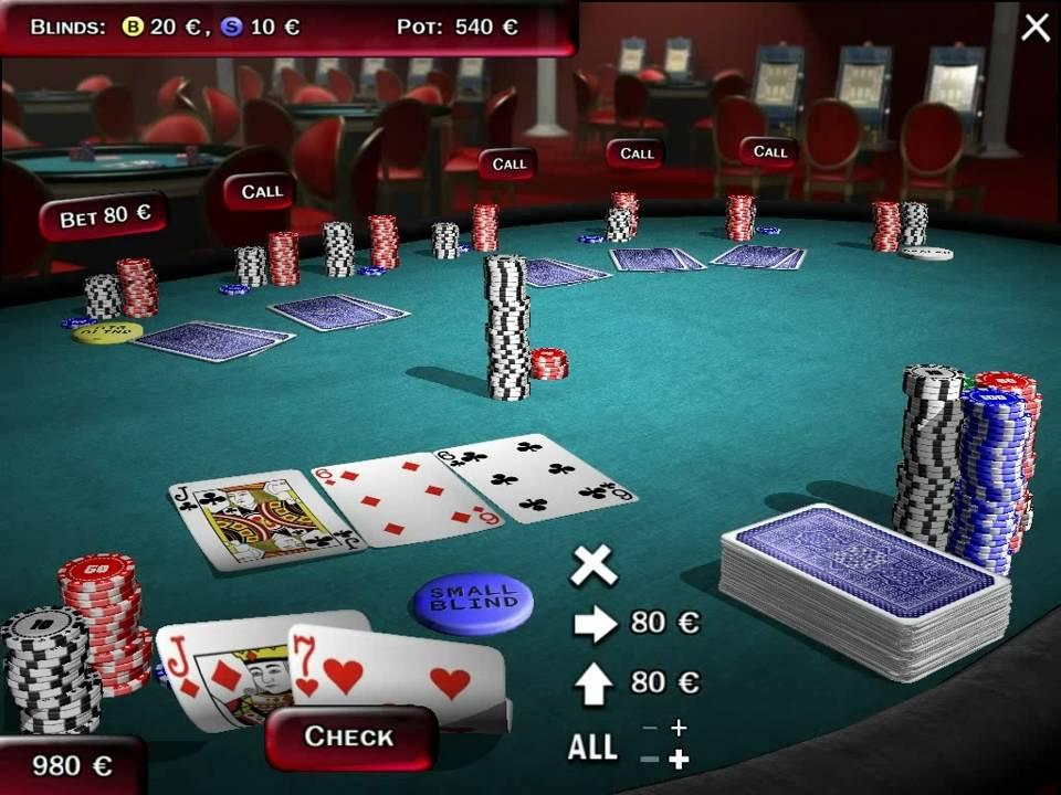 Free poker 3d games offline texas holdem