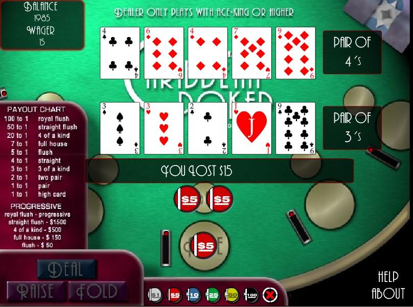 Онлайн флеш покер играть бесплатно как играть в дополнительные карты left 4 dead 2