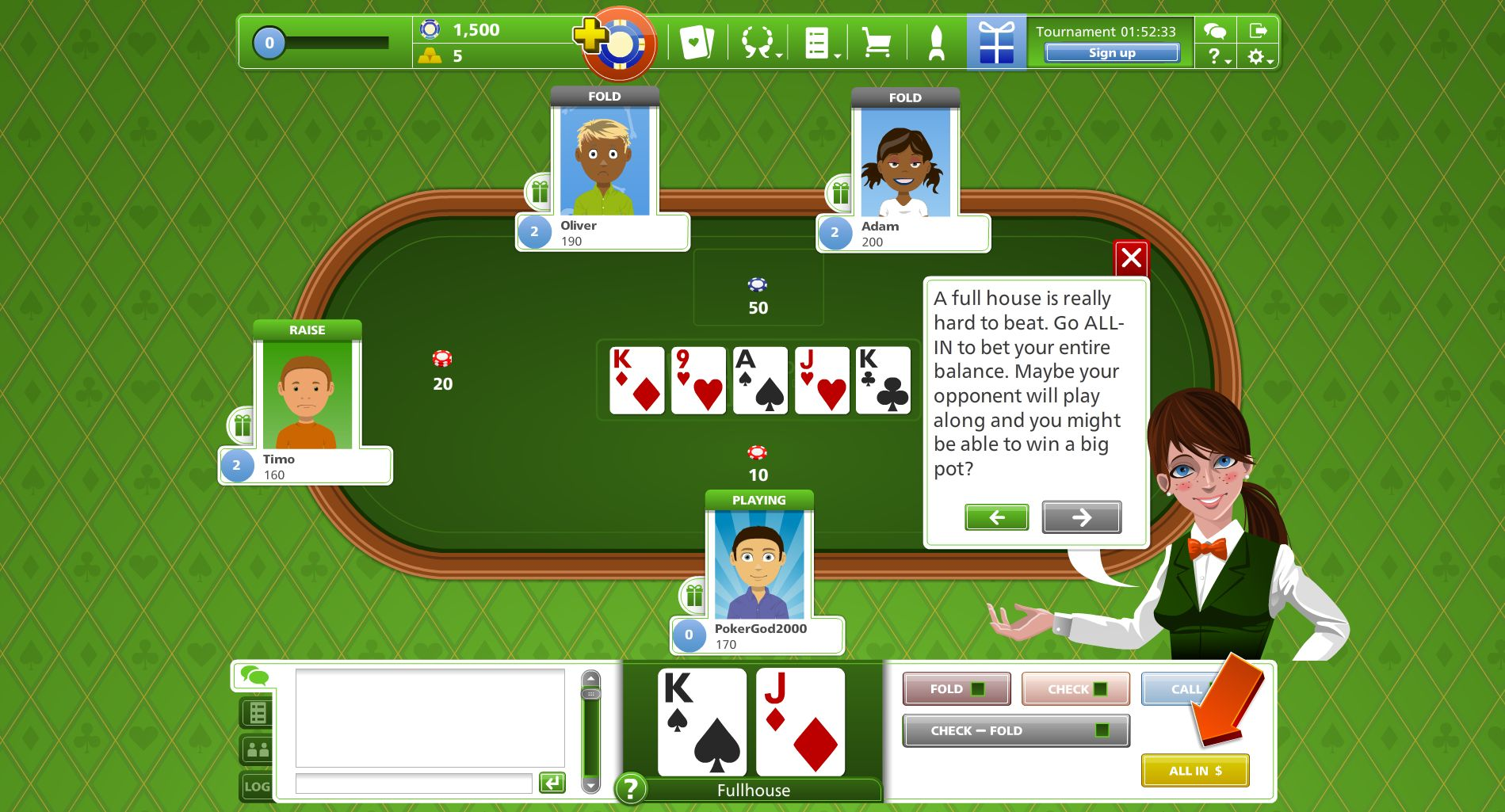 Покер онлайн флеш время приключений когда они играли в карты