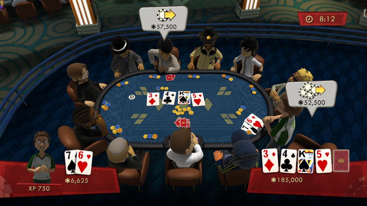 Техасский покер онлайн гарена play casino online games free