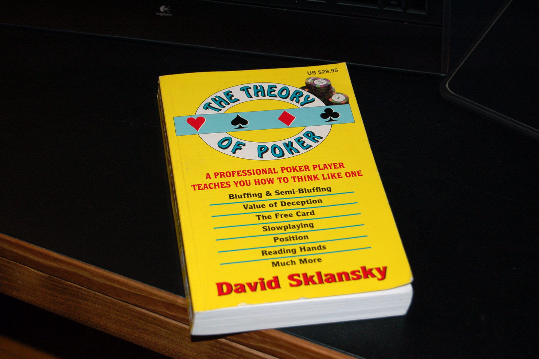 Скачать дэвид склански теория покера fb2
