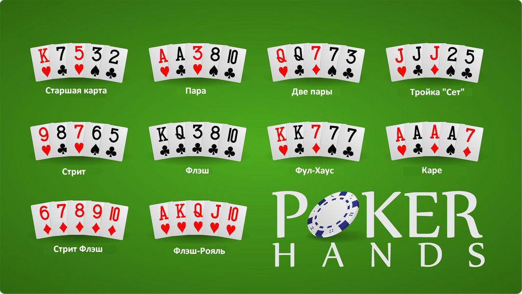 Картинки покер раскладка