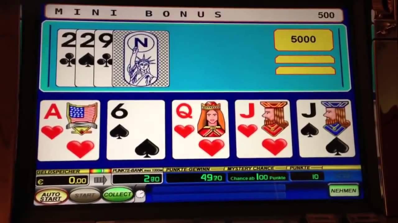 American poker игровой автомат