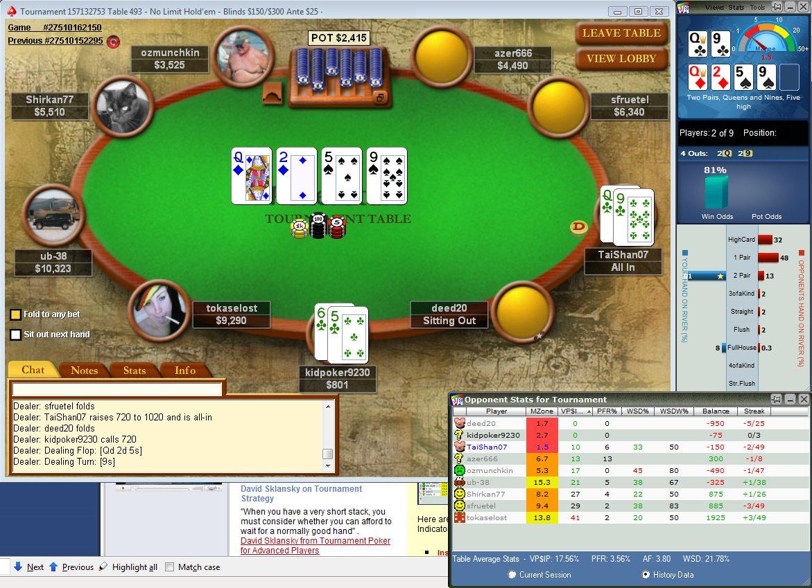 онлайн скачать калькулятор покера