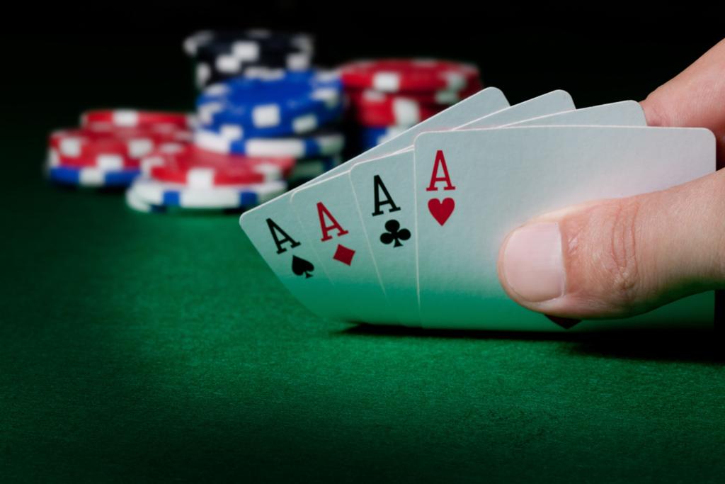 Четыре туза в казино как называется игровые аппараты комплектующее