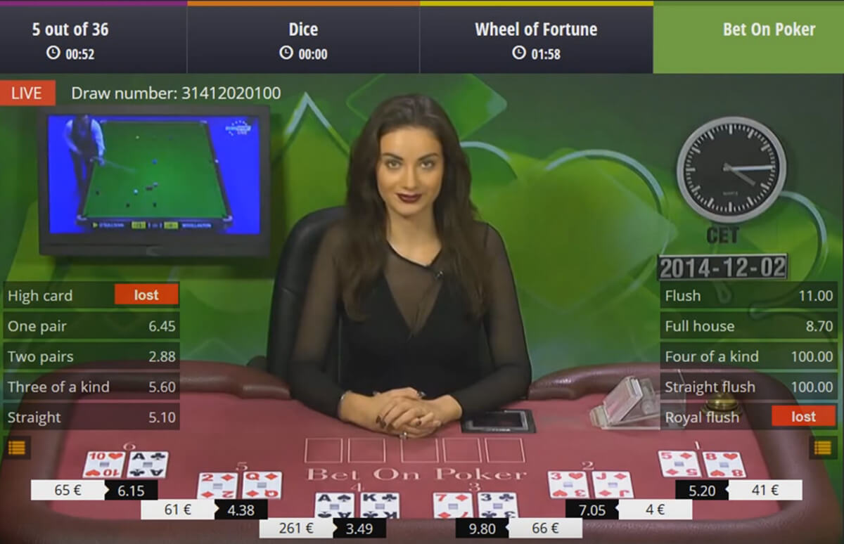 покер букмекер онлайн
