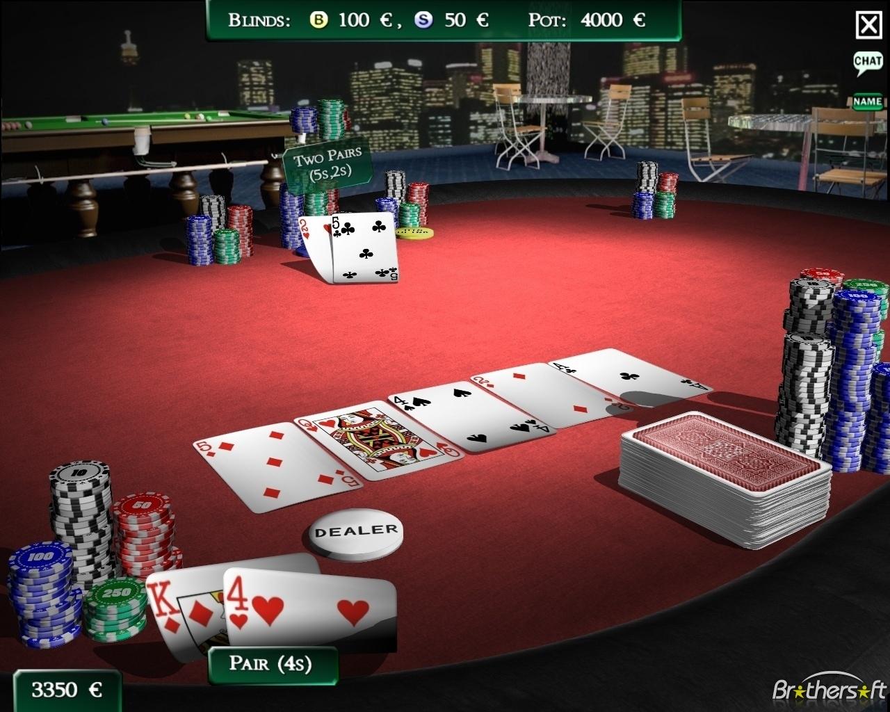 Giochi poker gratuiti
