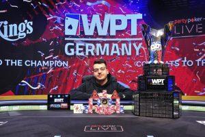 WPT Germany Результат: Кристофер Пуц выиграл