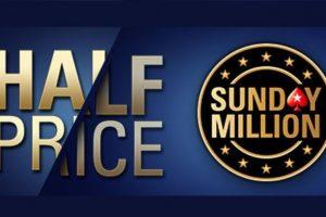 Бразильский игрок dalvanjoner одержал победу в турнире Half Price Sunday Million