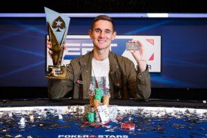 В Главном Событии в Барселоне победил представитель Польши