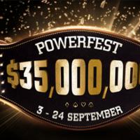 PartyPoker запускает очередной фестиваль Powerfest с рекордными призовыми