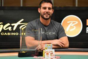 Александр Иварссон стал победителем одного из турниров в Барселоне и выиграл полмиллиона долларов