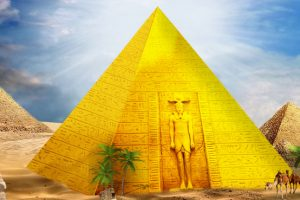 888 Poker запускает акцию «Золотая пирамида»