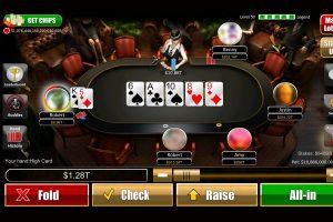 Что такое чек в покере?