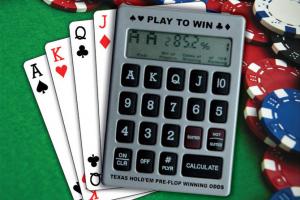 Калькулятор дисперсии в покере