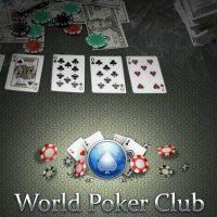 Как сделать много фишек в World Poker Club?