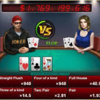 Играть во флеш покер бесплатно