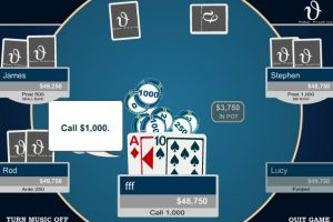 Игра Флеш покер бесплатно
