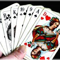 Раскладка карт в покере