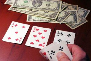 Что такое гатшот в покере?