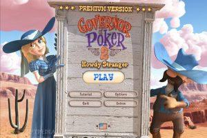 Описание игры Губернатор покера