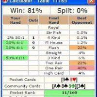 Обзор лучших калькуляторов покера для Андроид