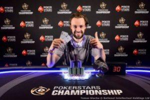 Первый хайроллер PokerStars Championship в Монте-Карло выиграл немец Оле Шемион