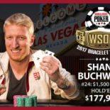 Хроники WSOP 2017: Бухвальд получил браслет, Джака идет в лидерах в Марафоне