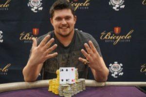 Валентин Ворнику стал обладателем девятого кольца WSOP Circuit