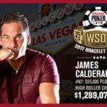 Джеймс Кальдерадо одержал волевую победу на последнем хайроллере WSOP 2017