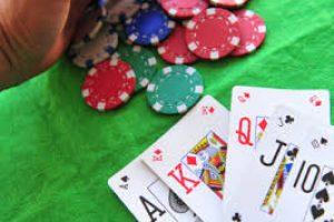 Программа для определения победителя в покере