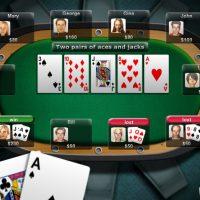 Играть в покер бесплатно на русском языке