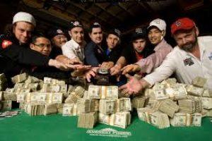 Рейтинг игроков в покер