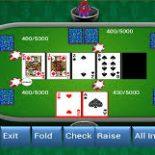Этапы флоп, терн и ривер в покере