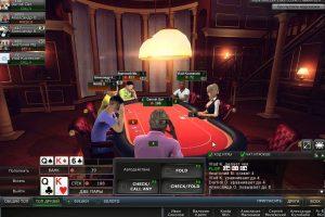 Играть в Роял Флеш покер