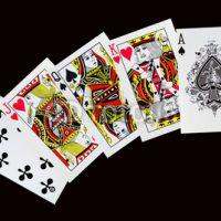 Стрит с тузом в покере