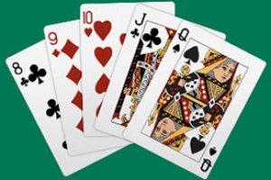 Комбинация Стрит в покере
