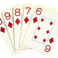 Таблица комбинаций в покере