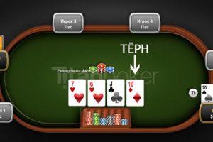 Терн в покере