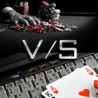Покер рум с «живыми раздачами»
