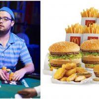 Профессионал Майк Нури поспорил, что съест продукцию Мак Дональдс на 1000$ за трое суток