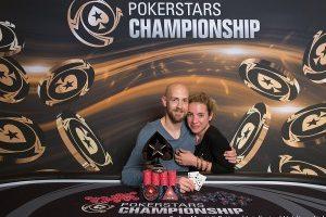 Стивен Чидвик выиграл хайроллер в PokerStars Champion Ship
