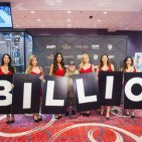 Мировой покерный тур достиг отметки в 1 миллиард долларов по выплатам игрокам