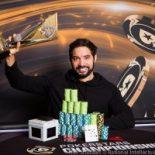 Тимати Адамс выиграл суперхайроллер PokerStars Championship