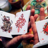 Презентована новая колода карт ZERO